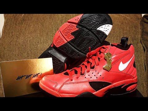 "c0205222f8abca Nike air maestro 2 qs ""Trifecta"" All star"" Scottie Pippen pe - YouTube"