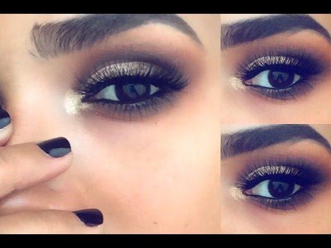 maquillaje ojos sin delineado