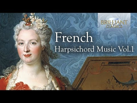 6 hours of French Harpsichord Music | French Classical Music
