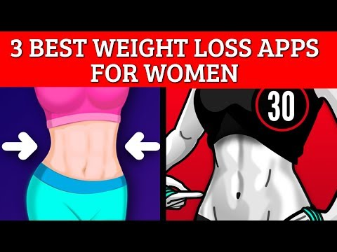 3 Weight Loss Apps for Women to Lose Weight Fast