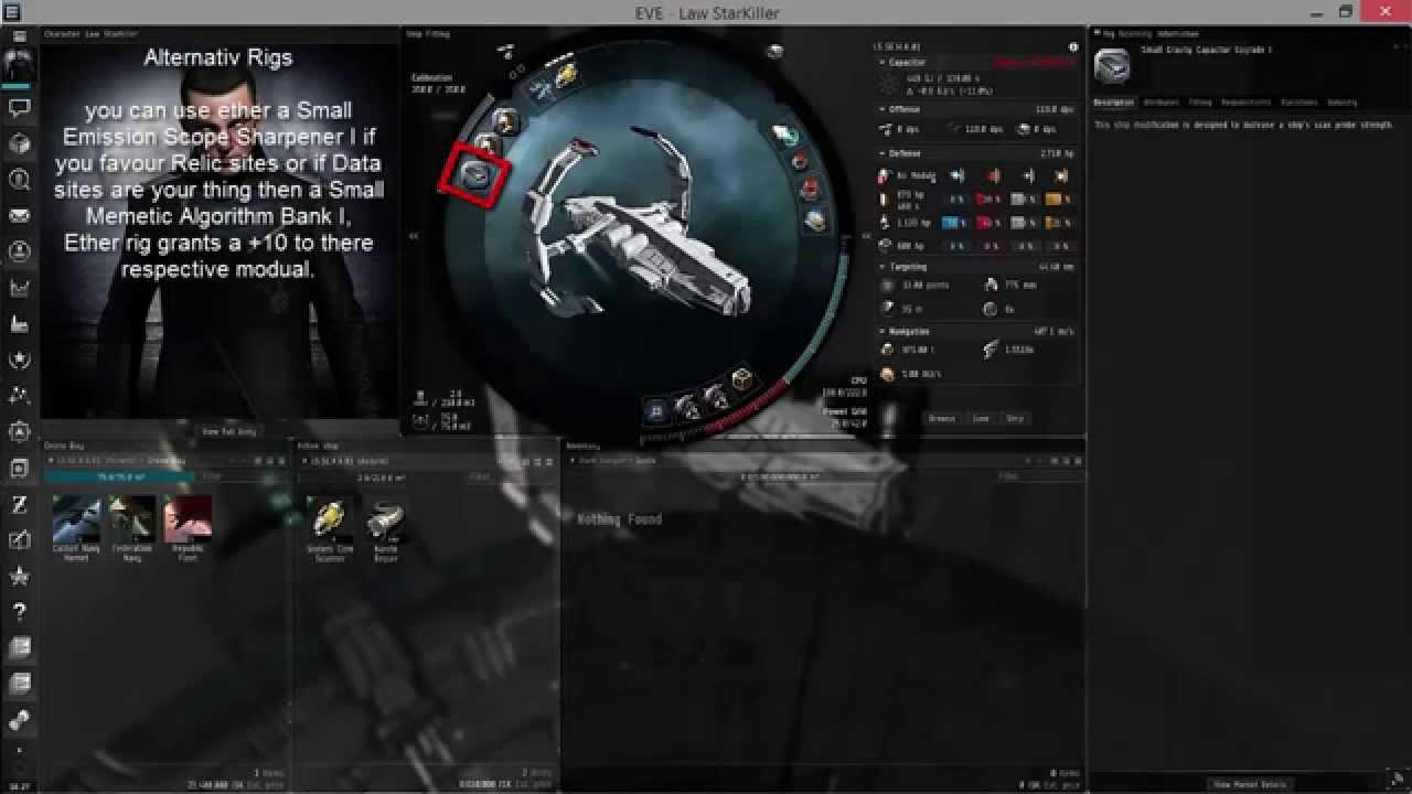 Astero  Hacker, Scanner, Frig Killer