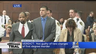 Hernandez Found Not Guilty On 7 Of 8 Charges
