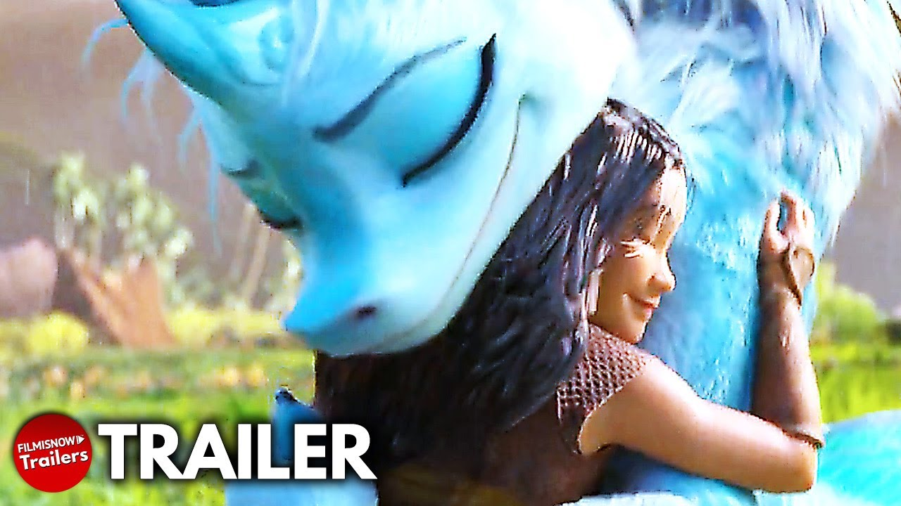 Download RAYA AND THE LAST DRAGON Trailer (2021) NEW Disney Animated Movie