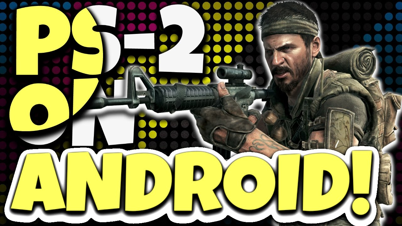 How to Play PS2 Games on Android phones using PlayStation ...