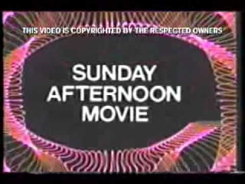 WPIX Sunday Morning Movie & Sunday Afternoon Movie 1979 Channel 11 NY