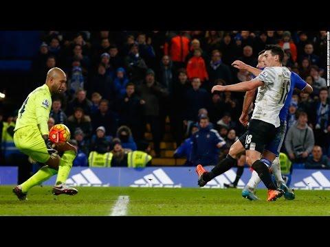 Tim Howard Incredible Save 2.0  - Chelsea vs Everton 2016 | SportsHDGoalkeeper