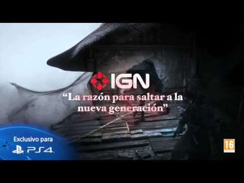 Bloodborne Digital TVC HD en Castellano