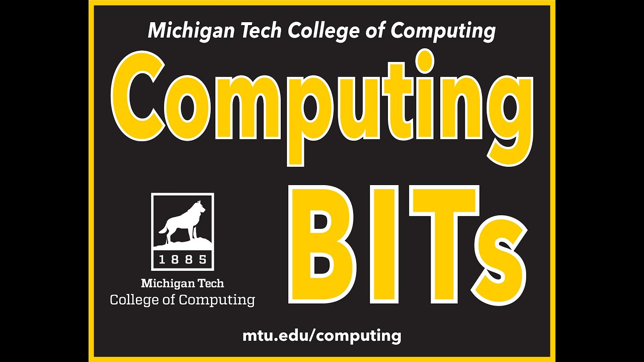 Preview image for Computing Bits, August 12, 2020 video