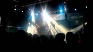 Christian Death - kurzer Ausschnitt BERLIN 25.10.2015  - K17