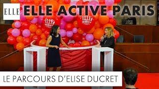 ELLE Active Paris – Elise Ducret