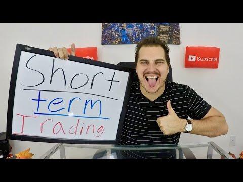 Short Term Stock Market Trading for Beginners! - 4 Tips for Short Term Trading!