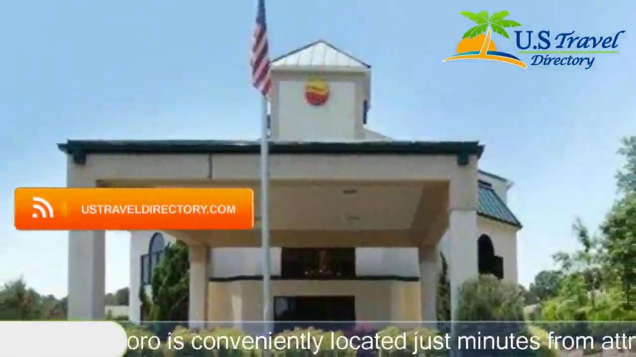 Quality Inn Suites Tarboro Hotels North Carolina