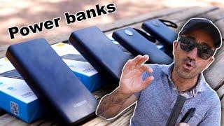 Είναι αυτά τα  καλύτερα Power bank (s) ???