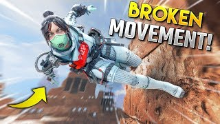 *NEW* BROKEN MOVEMENT TRICK!! - Best Apex Legends Funny Moments and Gameplay - Ep. 362 の最高の瞬間