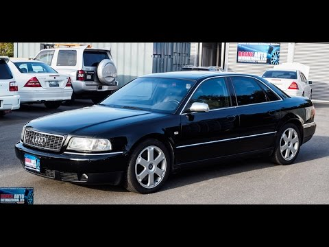 Walk AroundTest Drive Audi S Japanese JDM Car Auctions - Audi car auctions