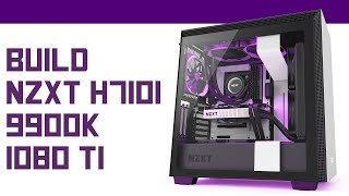 [Cowcot TV] BUILD NZXT H710i, 9900K, 1080Ti