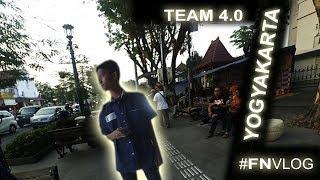 JALAN JALAN KE YOGYAKARTA #VLOG - TEAM4.0