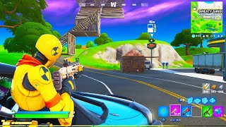 FORTNITE CARS UPDATE NOW!