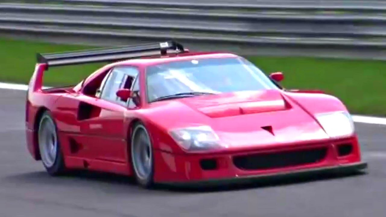 1989 Ferrari F40 LM Guide History, Specifications