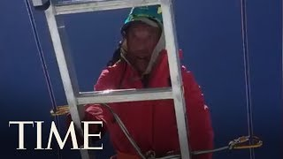 Double Amputee Xia Boyu Climbs Mount Everest   TIME