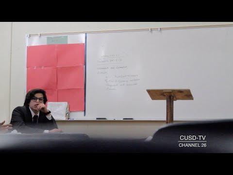 Compton High School Debate Team 2018