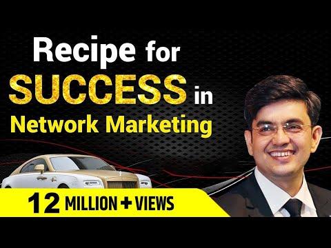 RECIPE FOR SUCCESS IN NETWORK MARKETING    MR SONU SHARMA     HINDI     PART - 1