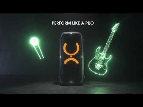 JBL | Partybox 310 | Portable party speaker with dazzling lights and powerful JBL Pro Sound