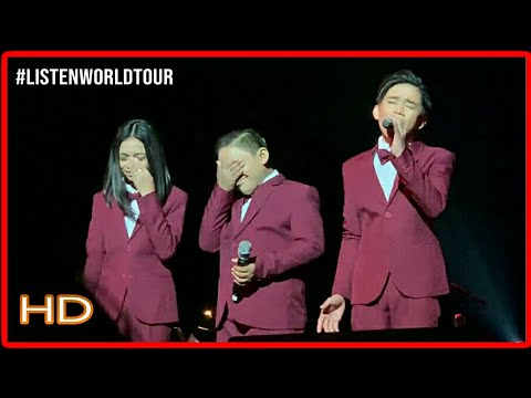 TNT Boys - I Will Always Love You LIVE (Hayward, CA)