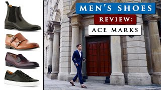 ACE MARKS SHOES REVIEW | Men's handcrafted Italian leather shoes