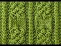Поделки - Идеальный узор для вязания шапки - Комбинация из кос.