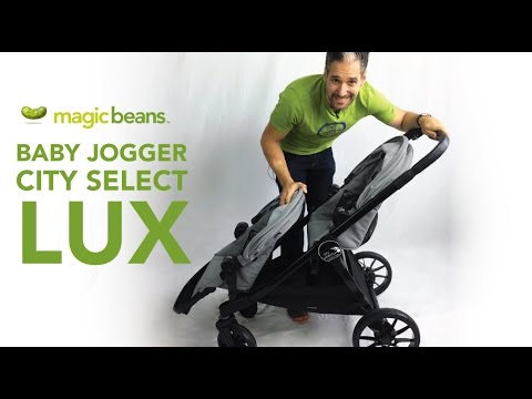 Baby Jogger City Select Lux 2017 Stroller Review Best