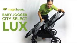 видео Baby Jogger