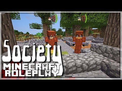 Der Staatsforst | #09 Minecraft Society | Balui | Minecraft Roleplay
