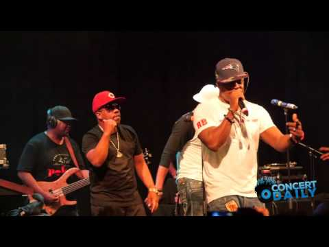 Bell Biv Devoe Performs When Will I See You Smile Again   in Washington, DC