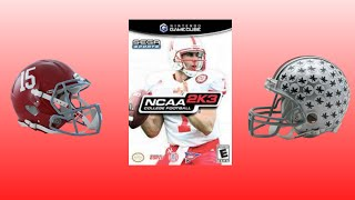 Dolphin 5.0 - NCAA College Football 2K3 - AMD Athlon X4 860K [HD 60FPS]