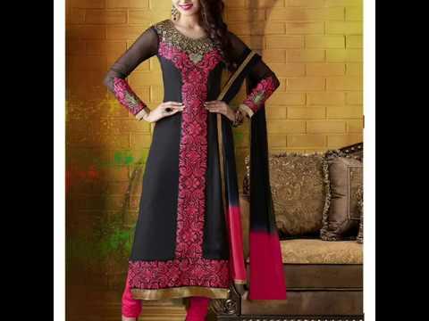 Indian casual salwar|| suit kurti design