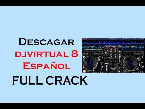 Descargar Virtual DJ 8 Pro Full En Español Con CRACK