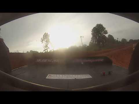 East Lincoln Speedway 7-13-19 Pro 4 Rear Cam Heat Race Alexus Motes