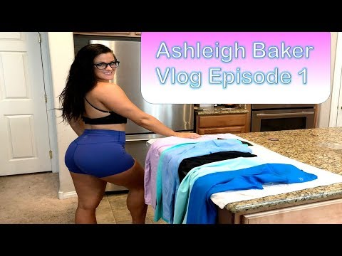 A Day In The Life Of AshleighBaker | Vlog Episode 1