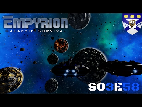 """Empyrion Galactic Survival (S03) -Ep 58 """"POI Planets Complete"""" -Multiplayer """"Let's Play"""""""
