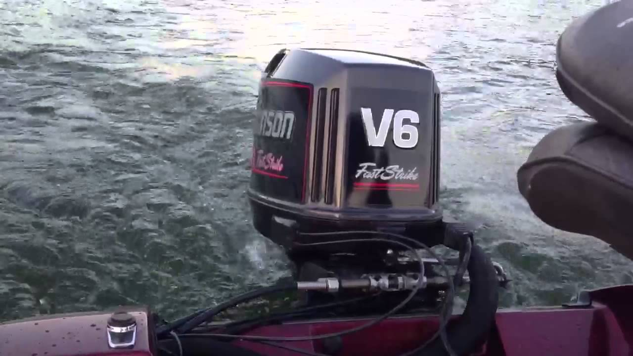 Johnson Outboard Problem