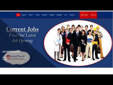 Jobs Desk is Employment Agency Which Matches Employers to Employees