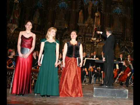 The Olympic Flame by Panayoti Karousos - Trio ACT II: Deianeira, Macaria, Alcmena