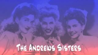 The Andrews Sisters - Don