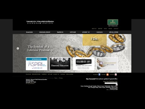 VanScoy Maurer & Bash Diamond Jewelers - REVIEWS - Lancaster (PA) Jewelry Store Reviews