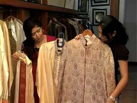 Indian Traditional Menswear - sherwani and Kids Dress