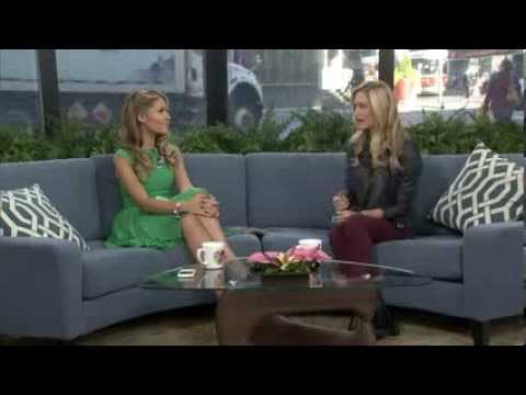 Bar Refaeli Interview (2014 interview with Israeli model Bar Refaeli בר רפאלי)