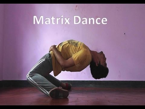 Matrix Dance Move Tutorial