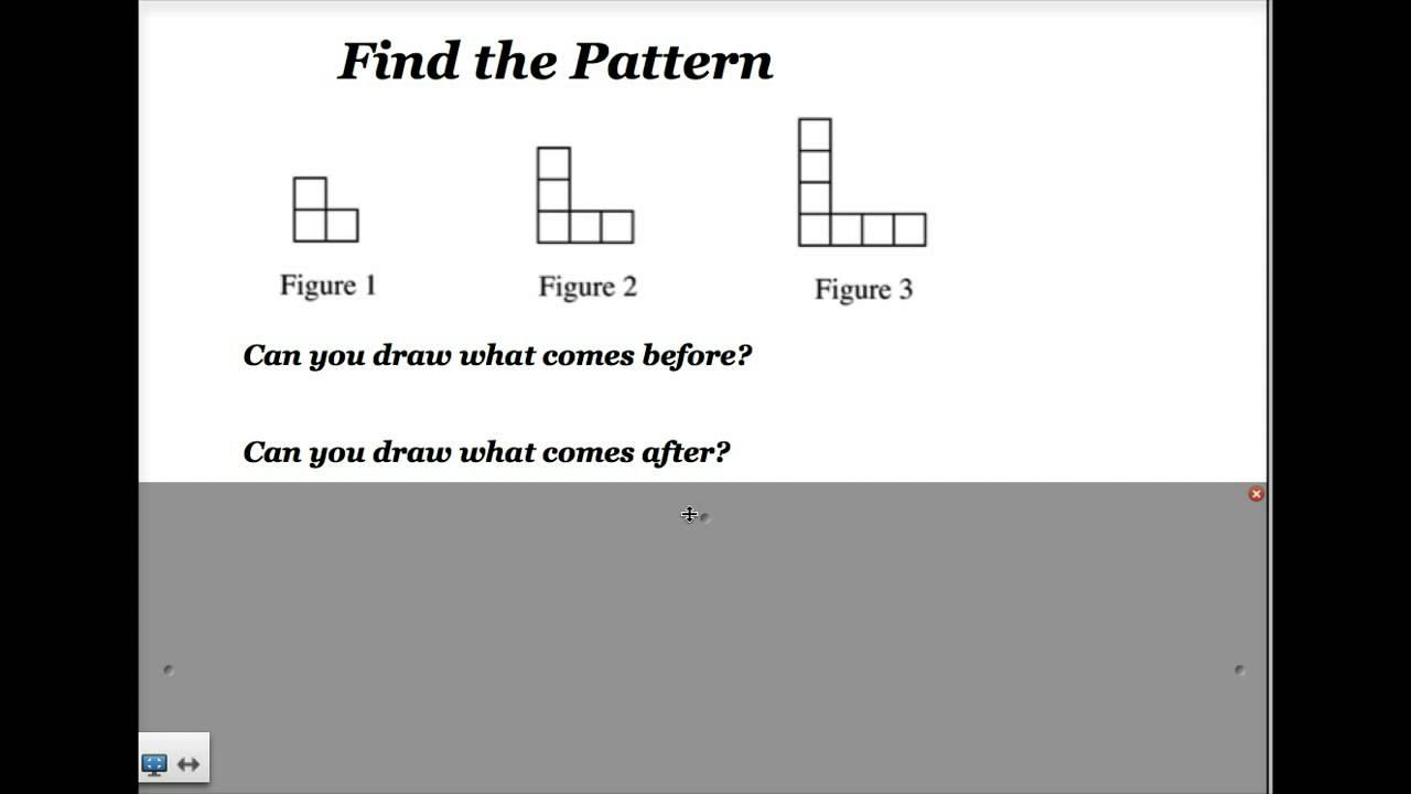 Finding and Generalizing Patterns