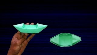 How To Make a Paper Boat Best Origami